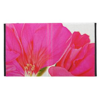Pink Flower ipad Cases