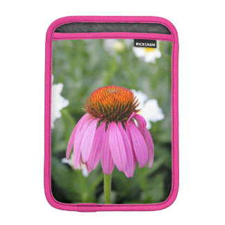 Pink Flower iPad Mini Sleeve