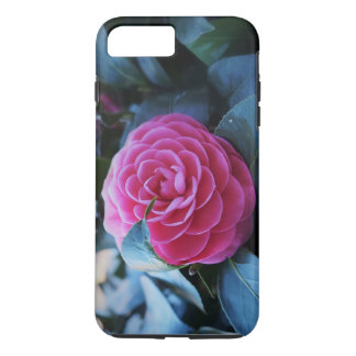 Pink flower iPhone 8 plus/7 plus case