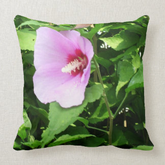 PINK Flower Lilly TEMPLATE Reseller Holiday Gifts Throw Pillow