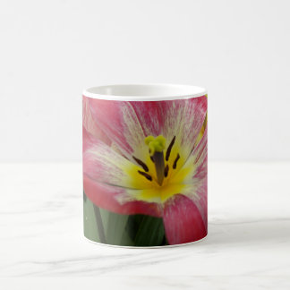 Pink Flower Mug