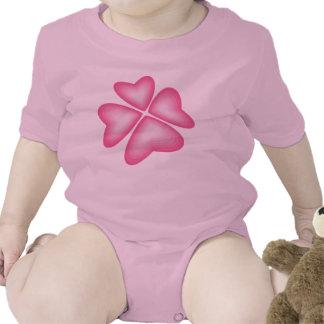 pink flower shirts