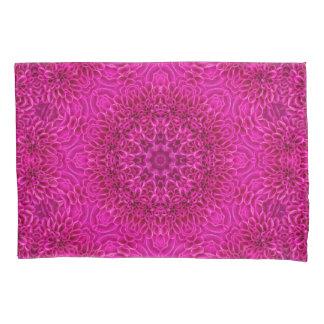 Pink Flower Vintage Kaleidoscope  Pillowcases