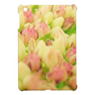 Pink Flowerbed iPad Mini Case