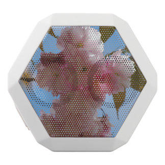 Pink Flowering Cherry Tree White Boombot Rex Bluetooth Speaker