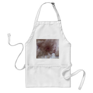 Pink Flowers Apron