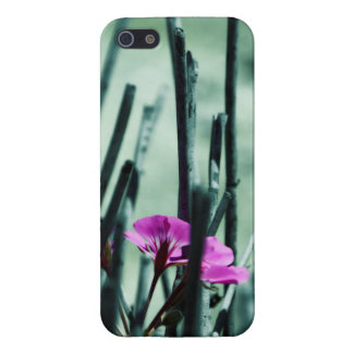 Pink Flowers Case For iPhone 5/5S