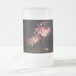 Pink Flowers Mugs