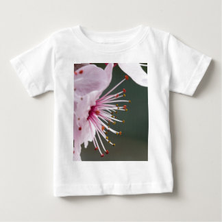 pink flowers on tree baby T-Shirt