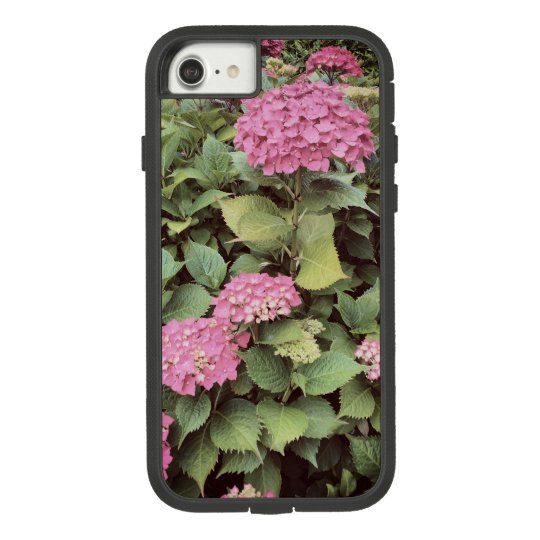 Pink  Flowers Photo Apple iPhone 7, Tough Xtreme Case-Mate Tough Extreme iPhone 8/7 Case