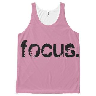 pink focus tank