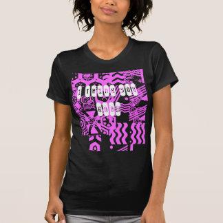 Pink fofo tshirts