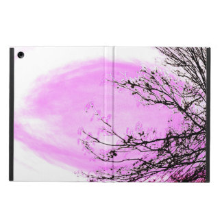 Pink Forest - Apple Air I Pad cover