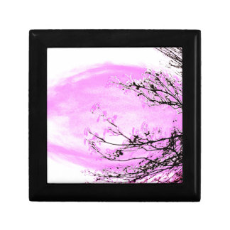 Pink Forest design by Jane Howarth Gift Box