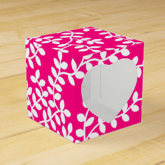 Pink Forest Favour Box