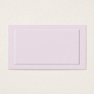Pink Formal Place Cards