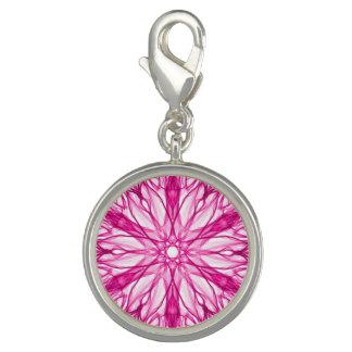 Pink Fractal Pattern