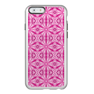 Pink Fractal Pattern Incipio Feather® Shine iPhone 6 Case