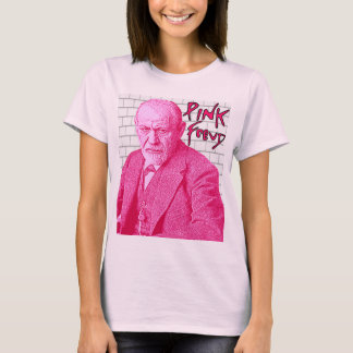 PINK FREUD,FREUD,psychiatry,psychoanalysis T-Shirt