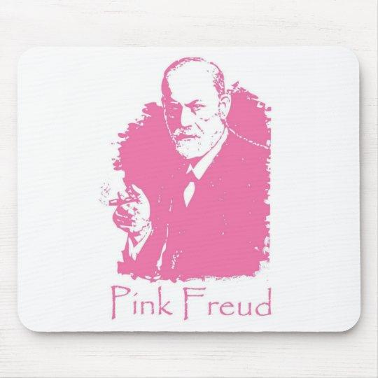 Pink Freud Mousepad