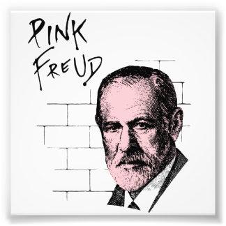 Pink Freud Sigmund Freud Photograph