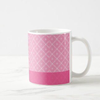 Pink Frills Coffee Mug