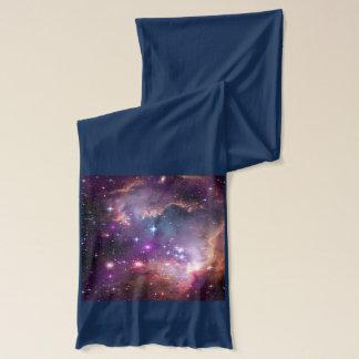 Pink Galaxy Nebula Universe Supernova Stars Night Scarf