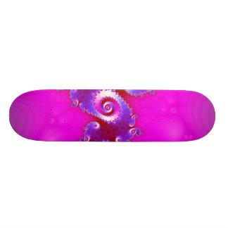 Pink Galaxy Skateboards
