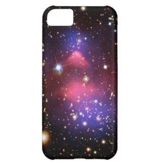 Pink Galaxy Stars Nebula Aurora Print Starry Sky iPhone 5C Case