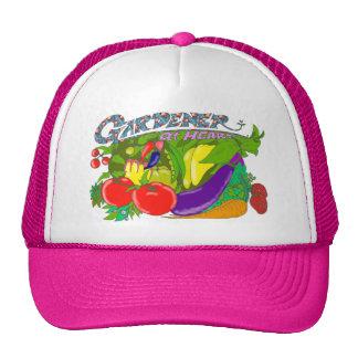 Pink-Gardener at Heart Hat