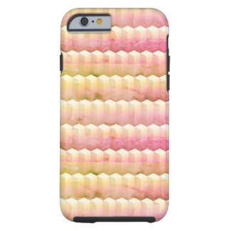 Pink Geometric Cell Phone Case