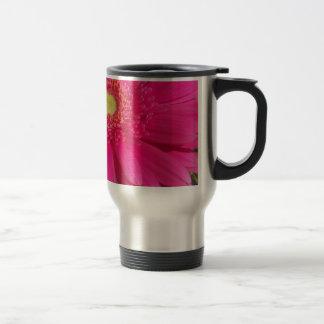 Pink Gerber Daisy Coffee Mug