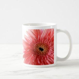 Pink Gerber Daisy Mug