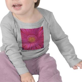 Pink Gerber Flower Painting - Multi Tees