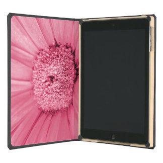 Pink Gerbera Daisy iPad Air Cases