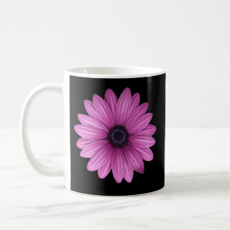 Pink Gerbera flower Coffee Mug