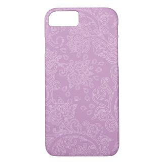 Pink Girly Boho Design iPhone 7 Case