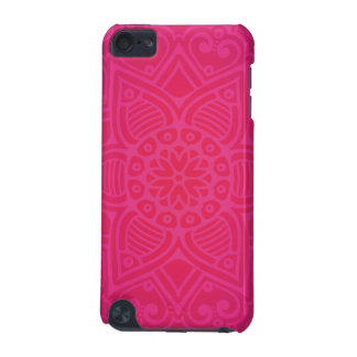 Pink Girly Boho Flower Design iPod Touch (5th Generation) Covers