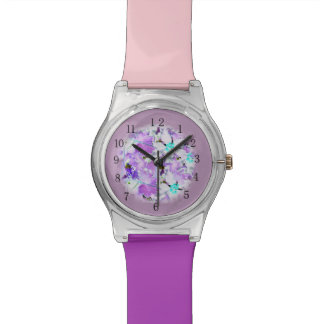 Pink Girly Watch