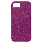 Pink Glitter iPhone 5 Covers