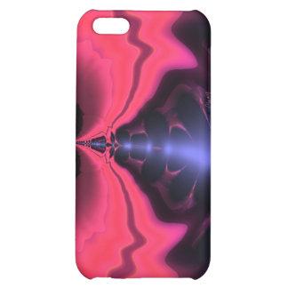 Pink Goblin – Magenta & Violet Delight Case For iPhone 5C
