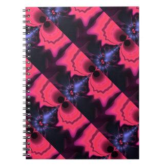 Pink Goblin – Magenta & Violet Delight Notebooks