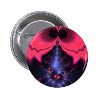 Pink Goblin – Magenta & Violet Delight Pin