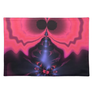 Pink Goblin – Magenta & Violet Delight Place Mat