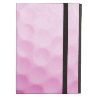 Pink Golf Ball Case - Customized Template Blank