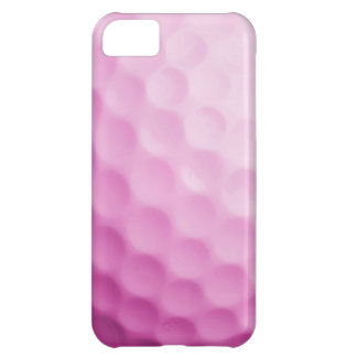 Pink Golf Ball Case - Customized Template Blank iPhone 5C Case