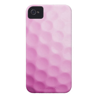 Pink Golf Ball Case - Customized Template Blank Blackberry Bold Cases