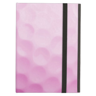 Pink Golf Ball Case - Customized Template Blank iPad Air Covers