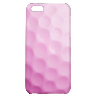 Pink Golf Ball Case - Customized Template Blank iPhone 5C Cases
