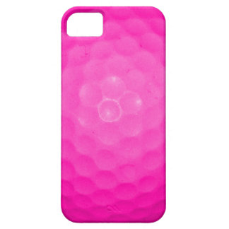 Pink Golf Ball Case For The iPhone 5